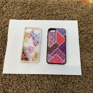 2 Vera Bradley IPhone 7/8 cases
